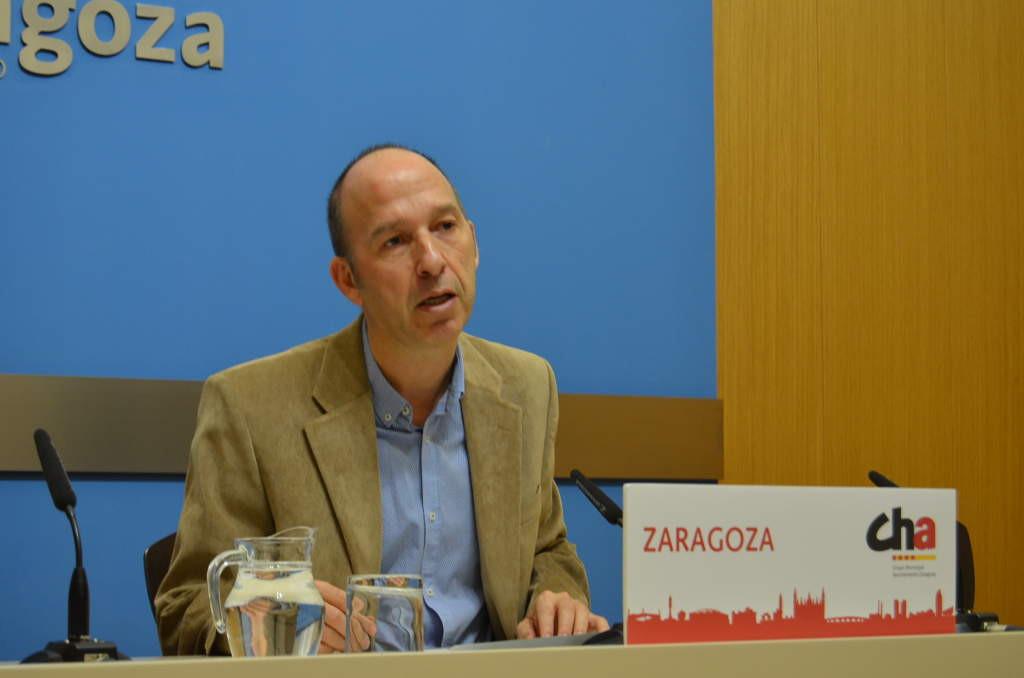 CHA presenta 51 enmiendas al presupuesto municipal para 2018 de Zaragoza