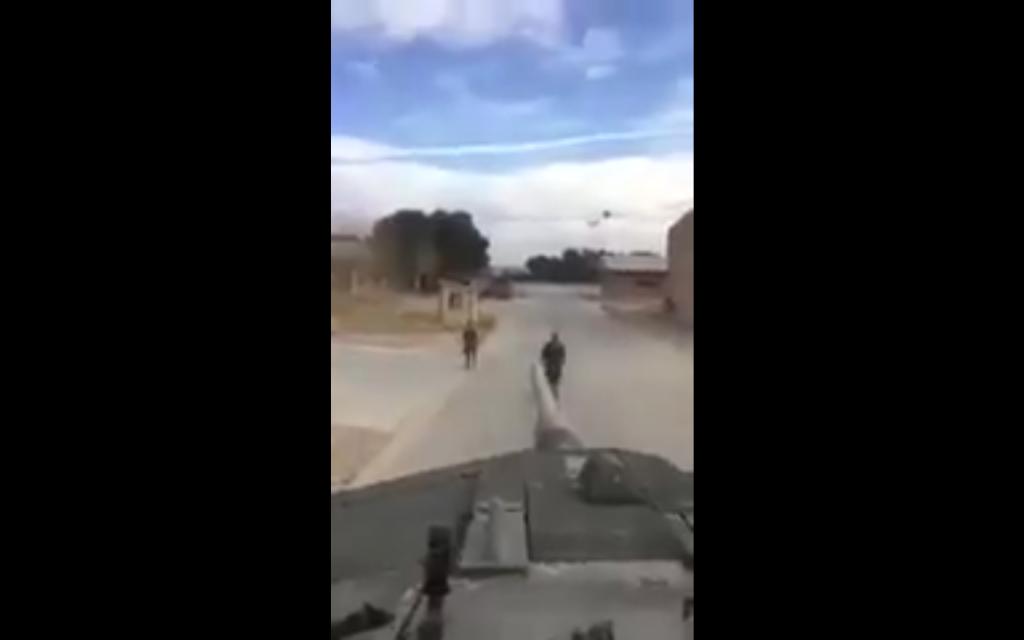 Varios militares expedientados por un vídeo en el que dos civiles amenazaban a Puigdemont e Iglesias
