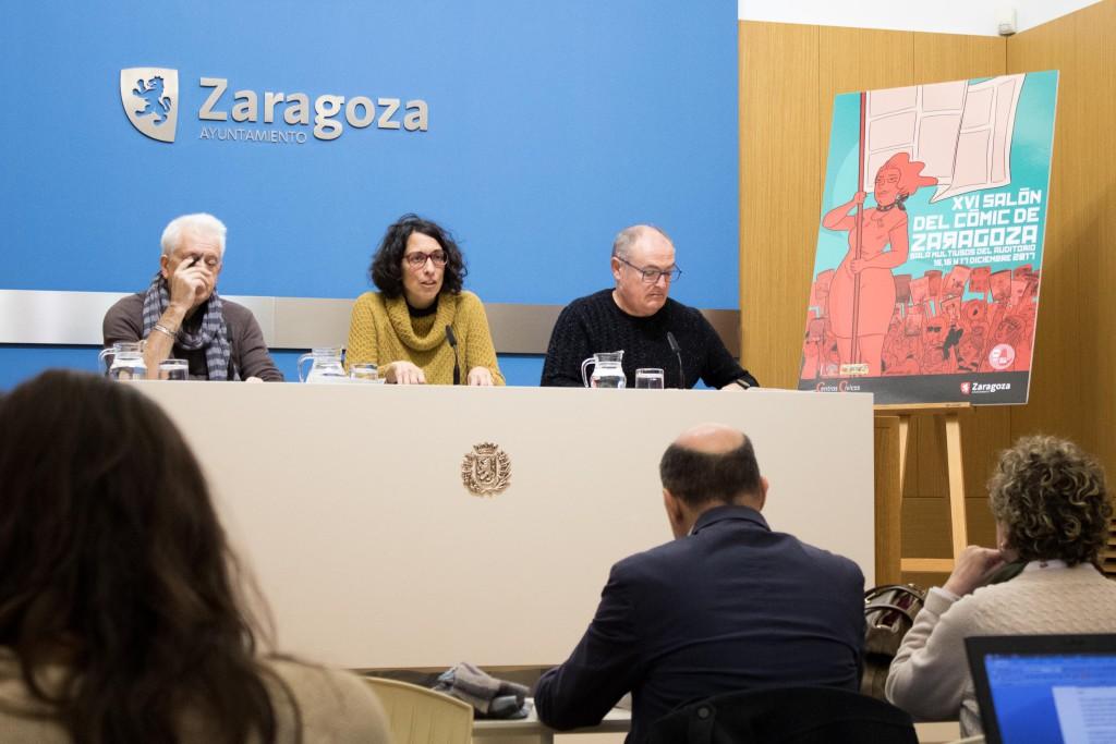 El Salón del Comic vuelve a Zaragoza en diciembre
