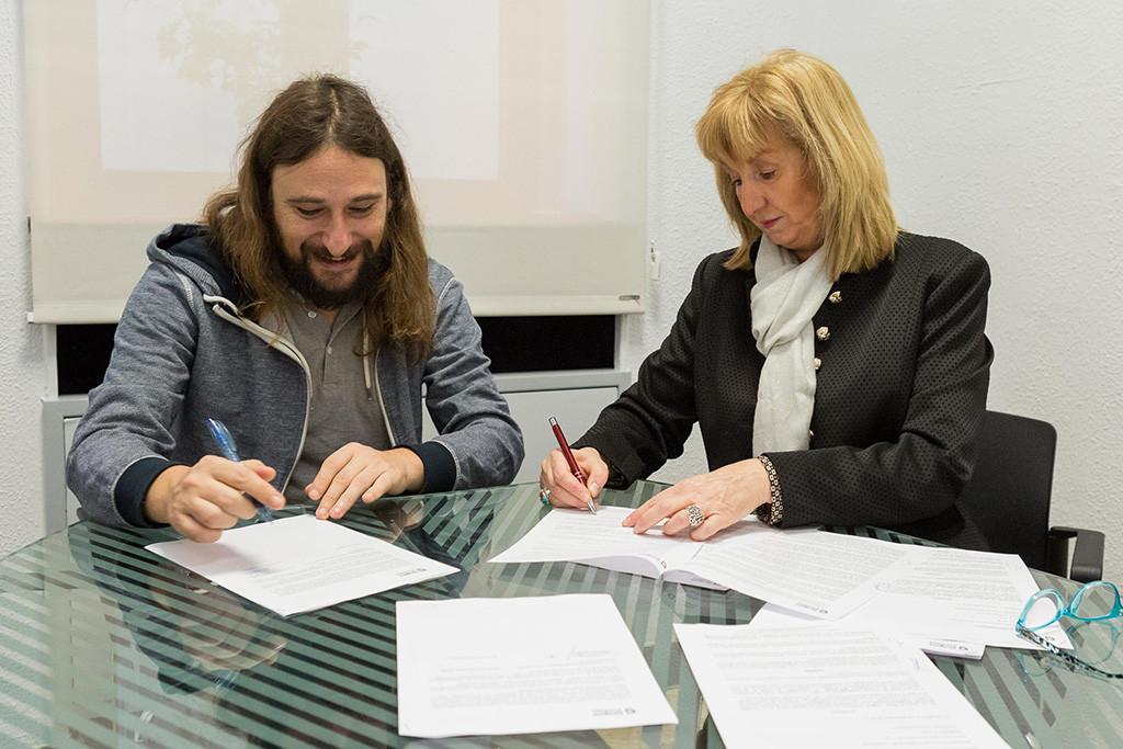 Zaragoza Vivienda firma un nuevo convenio de cesión de pisos para la acogida de personas refugiadas
