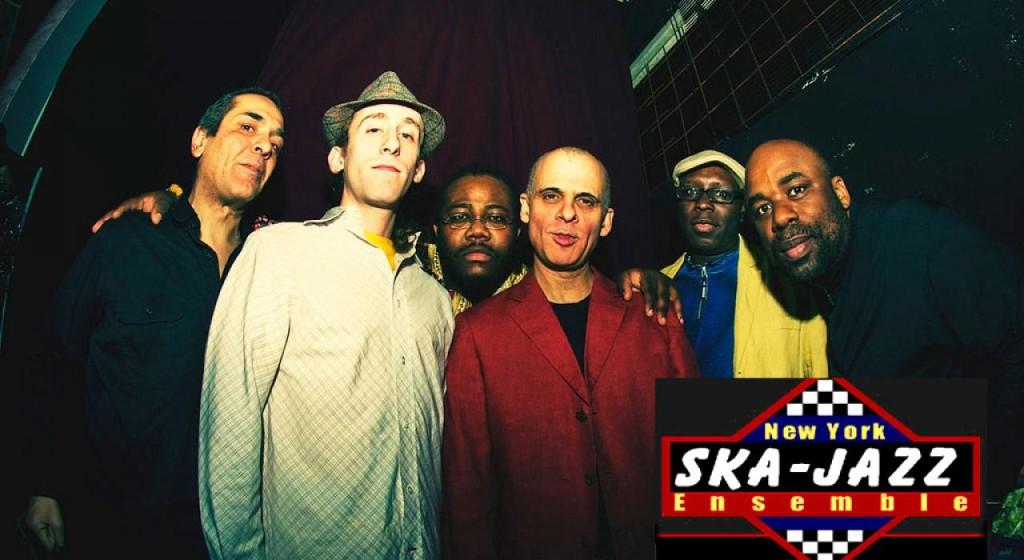 New York Ska-Jazz Ensemble, aterrizan en Zaragoza