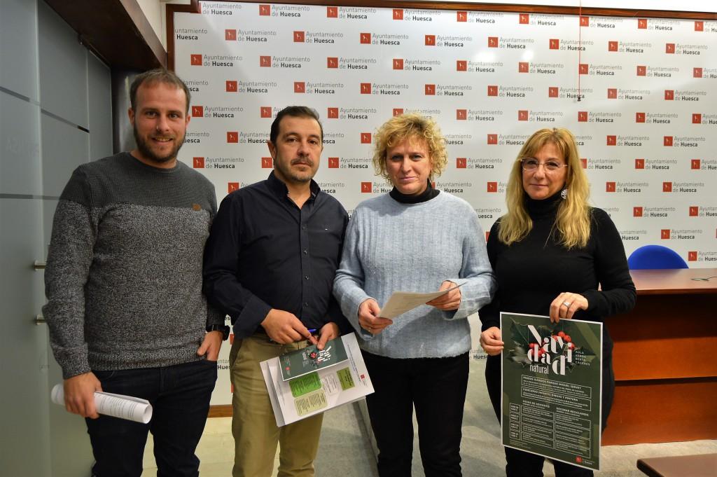 El Área de Medio Ambiente programa cuatro meses de interesantes actividades en el Aula Verde 'Berta Cáceres'