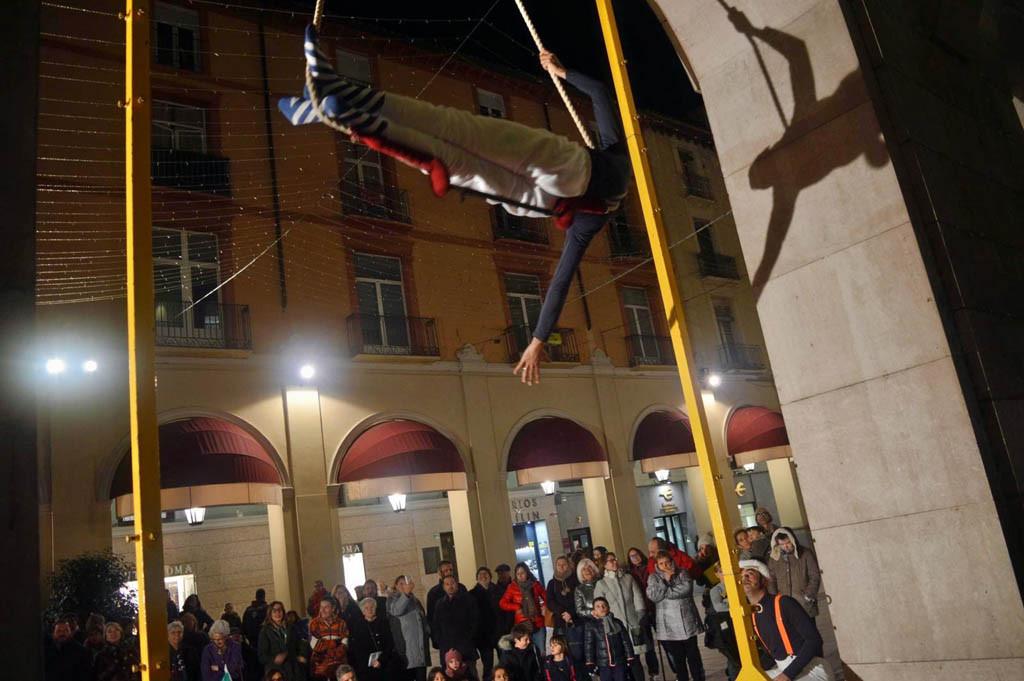 Circo La Raspa celebra el décimo aniversario con su mejor temporada