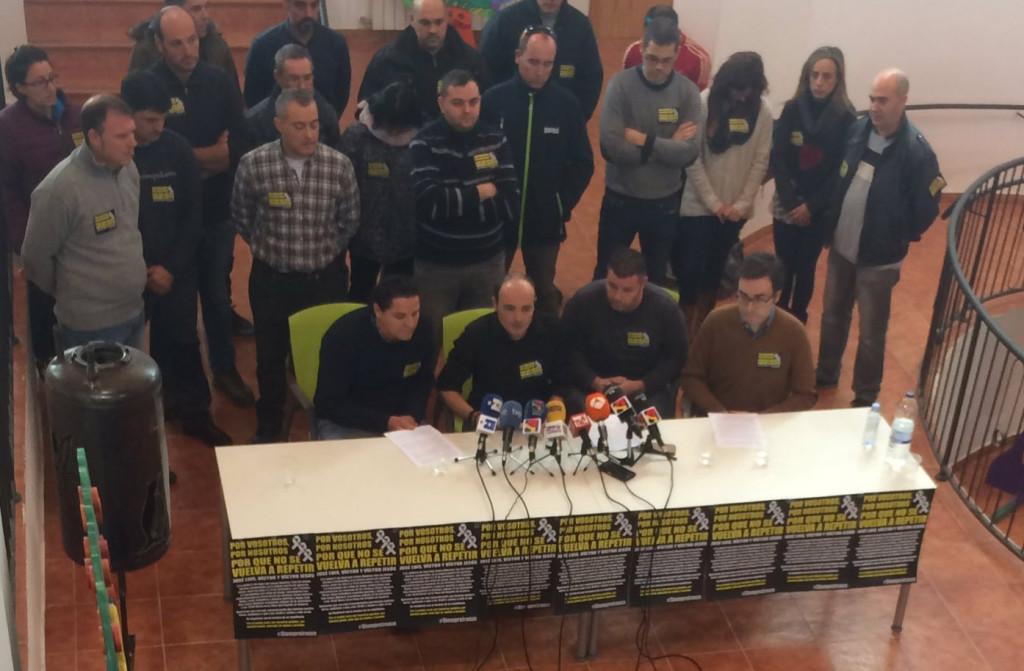 Amigos de José Luis Iranzo critican el despliegue y la comunicación oficial