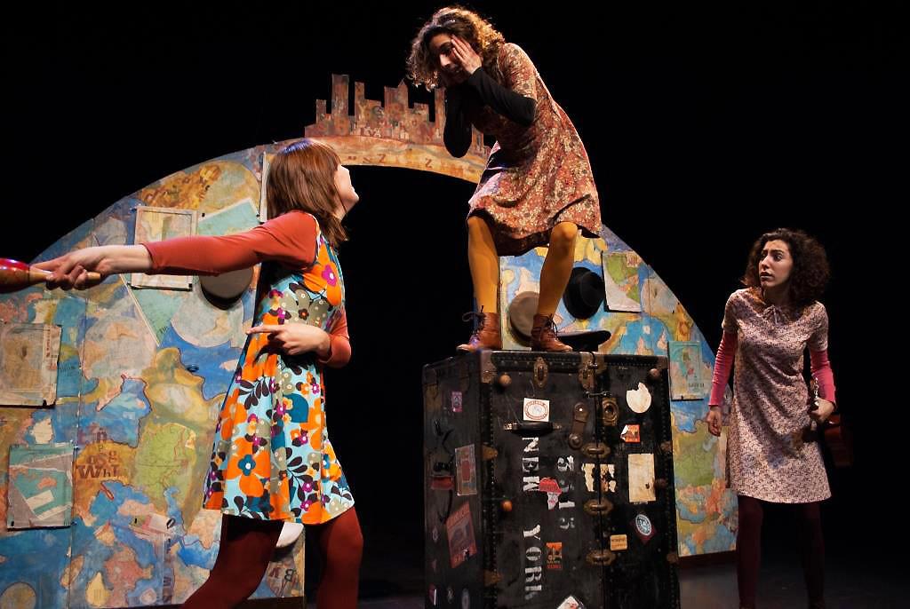 """Iguana Teatre presenta """"Hannah de los tres países"""", una hermosa fábula sobre la inmigración"""