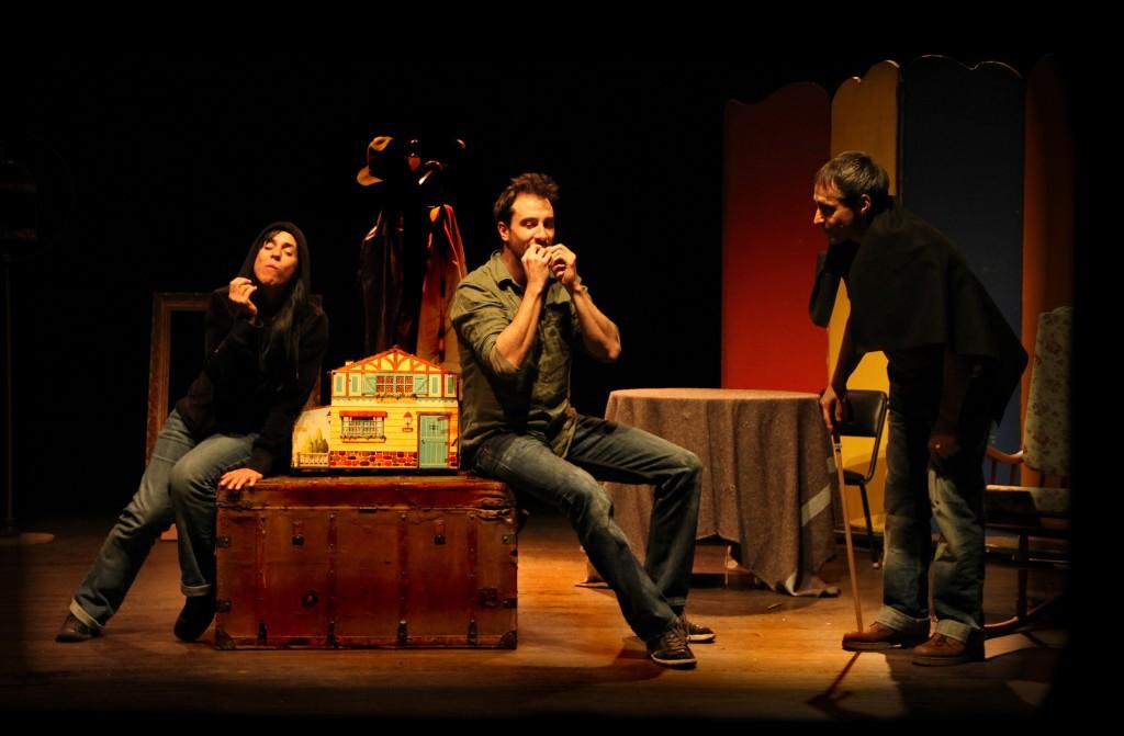 La danza de Carmen Werner y el encanto de los cuentos con 'Hansel y Gretel' en el Teatro de la Estación