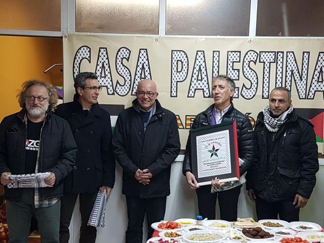 Samianigo, el primer municipio de Aragón que se suma a la campaña de boicot a Israel