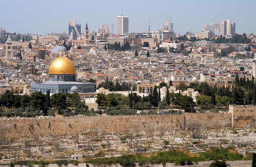 Oriente Medio arde por Jerusalén