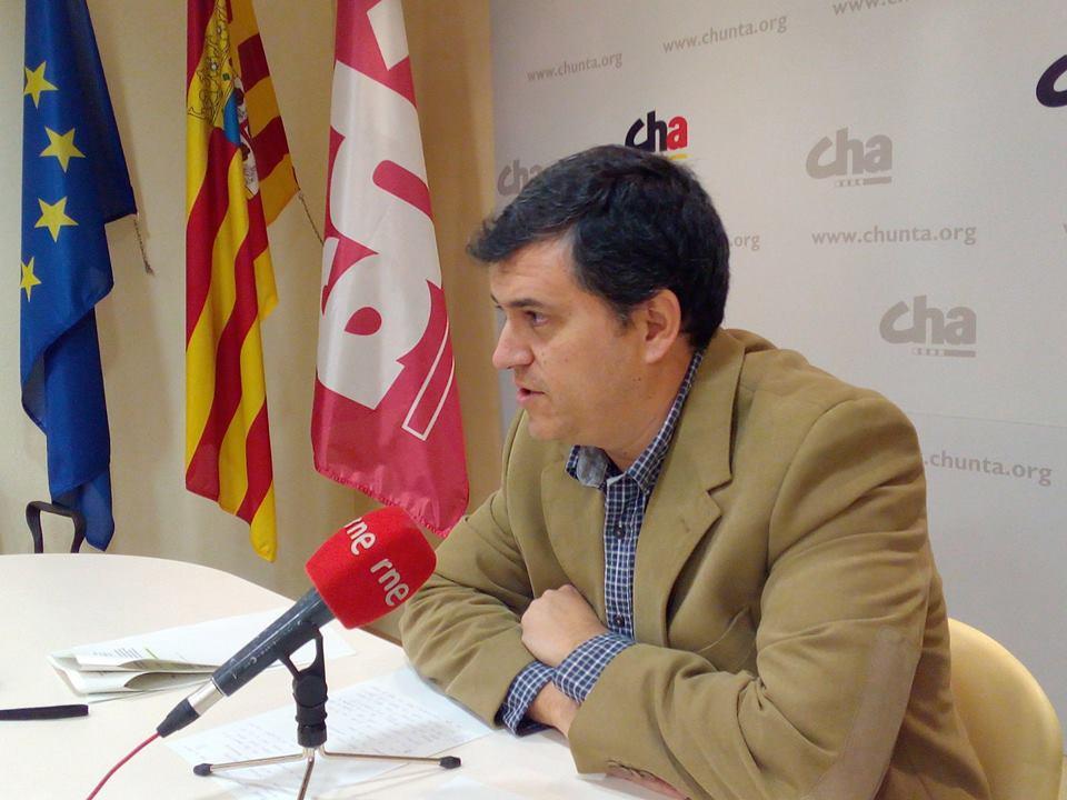 """CHA pide compromiso al Gobierno español con """"la vuelta a la vida"""" de Chanovas"""