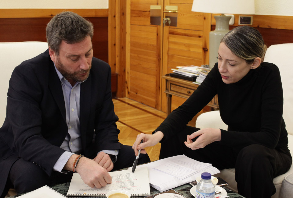 Soro exige implicación económica al gobierno español para combatir la despoblación