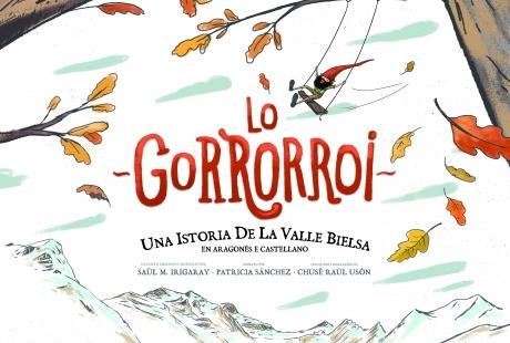 'Lo Gorrorroi', la primera película de dibujos animados en aragonés se presenta en Zaragoza