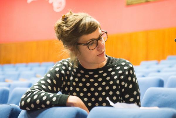 Mireia Vehí. Foto: Pablo Ibáñez (AraInfo)