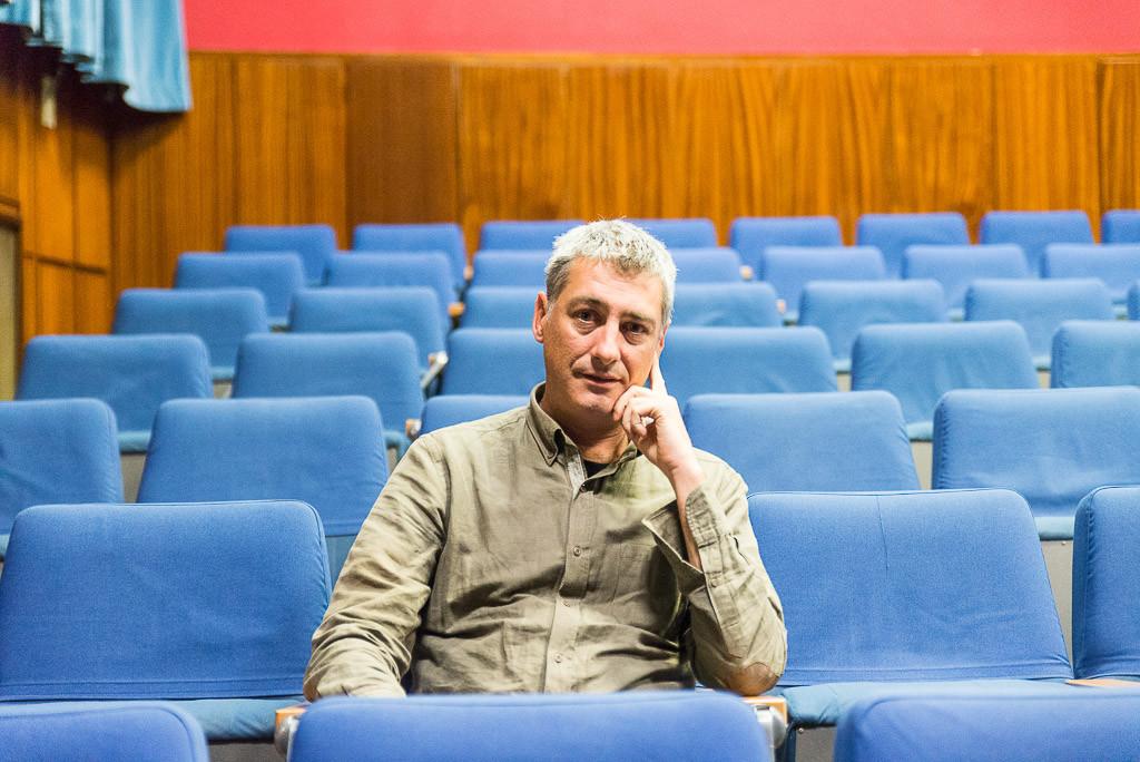 "Oskar Matute: ""el Congreso español es un enorme circo"""