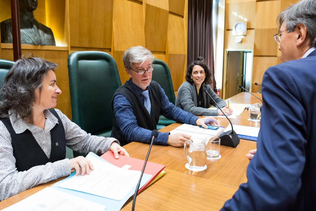 Los grupos municipales del Ayuntamiento de Zaragoza aprueban 26 de las 30 proposiciones de resolución presentadas