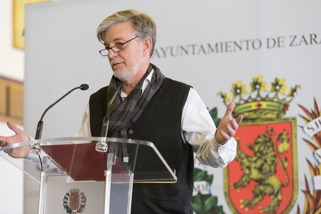 "Santisteve se pregunta si Azcón va a seguir siendo el ""agitador de la ultraderecha"""