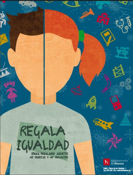 Regala Igualdad (Uesca) 2