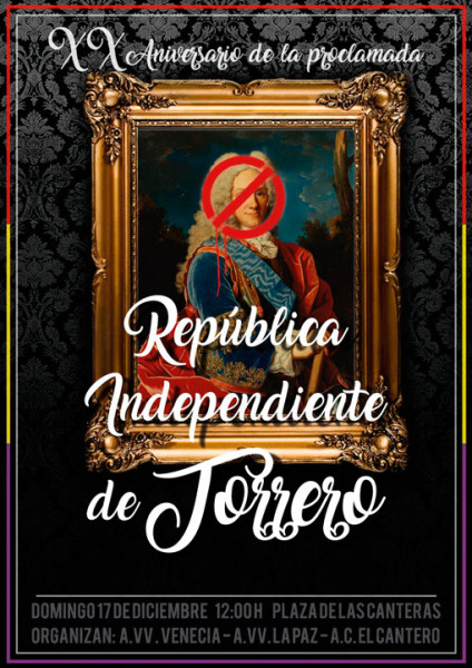 Republica Independiente Torrero 20 años