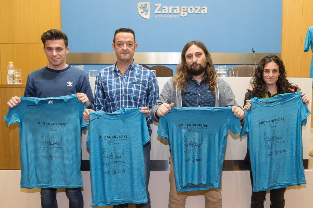La San Silvestre Zaragoza reunirá a más de 4.000 personas para despedir el año con deporte y diversión