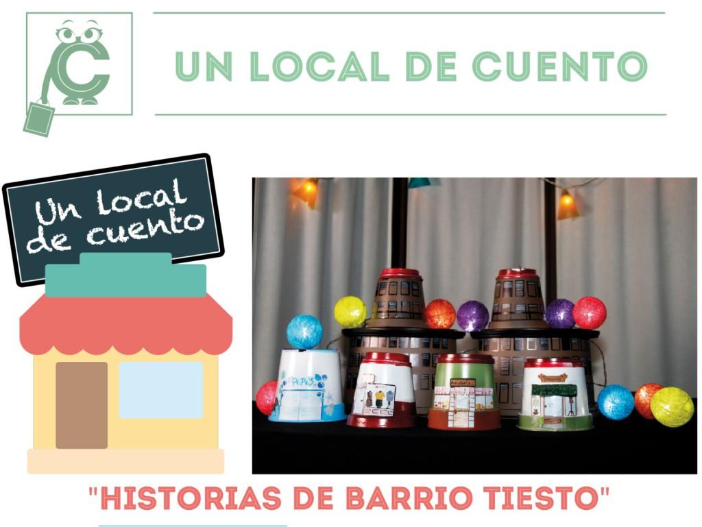 Cinco locales vacíos en Zaragoza abren sus puertas para celebrar cuentacuentos infantiles
