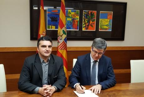 Aprobación del pago de 8 millones al Ayuntamiento de Zaragoza por la Ley de Capitalidad