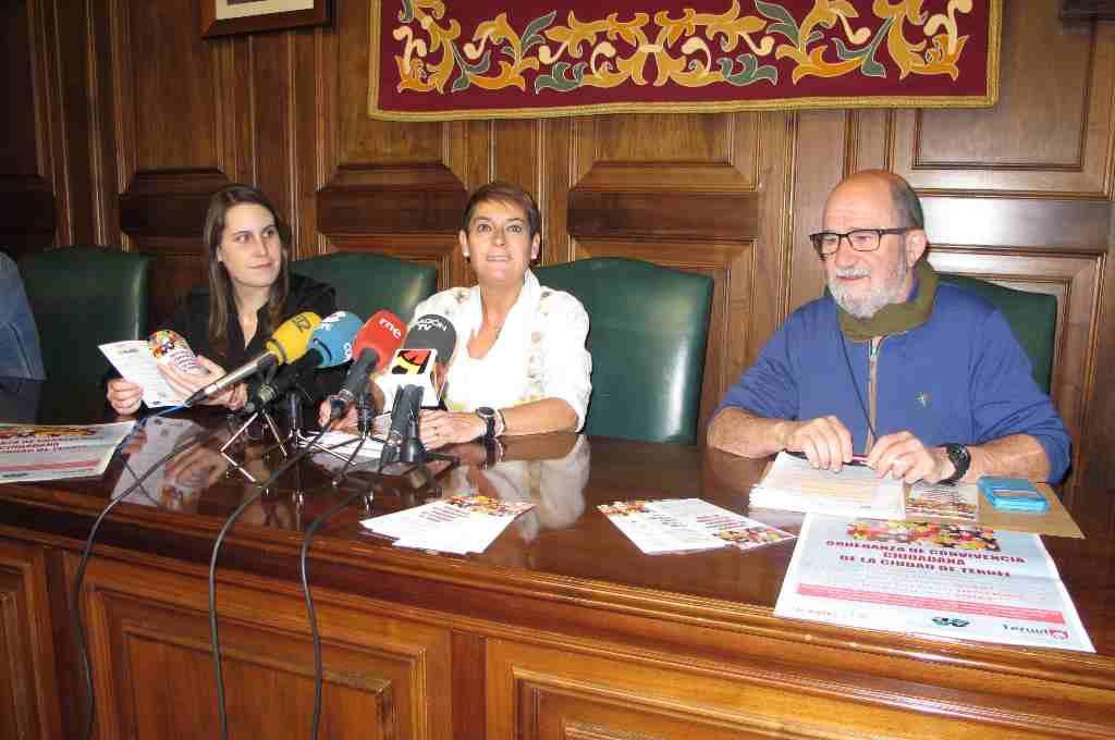 El Ayuntamiento de Teruel organiza un taller de trabajo sobre la Ordenanza de Convivencia Ciudadana