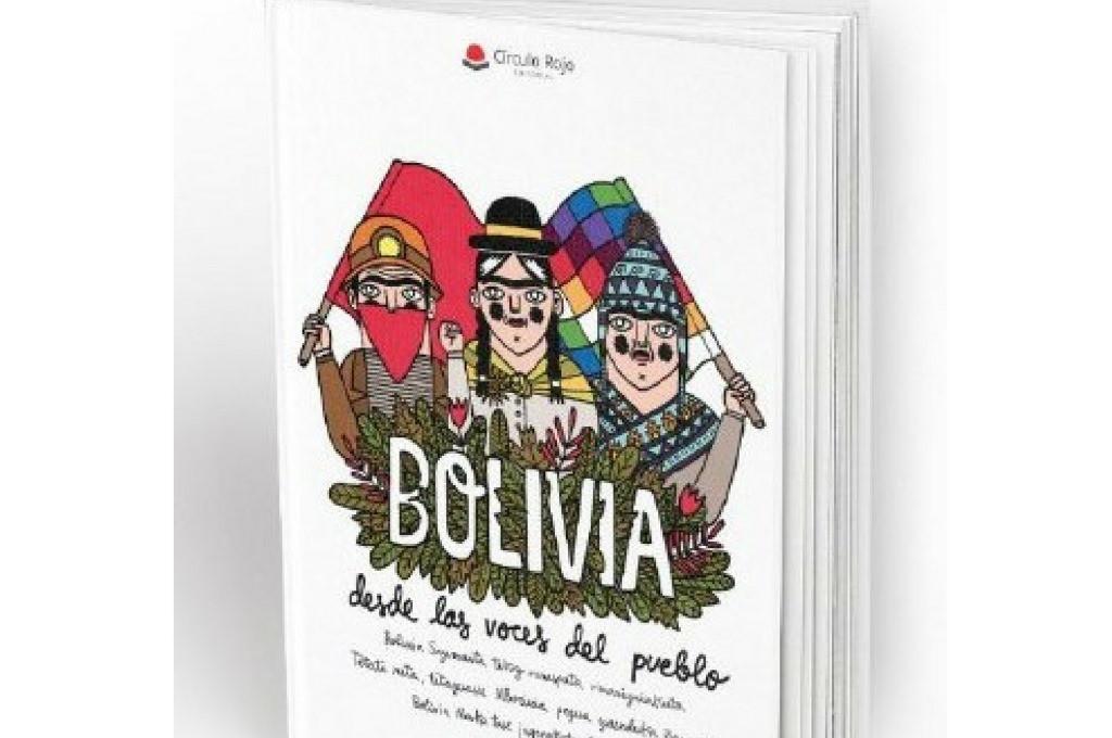 """Diego Marín Roig presenta """"Bolivia desde las voces del pueblo"""" en el CSA À Ixena de Teruel"""