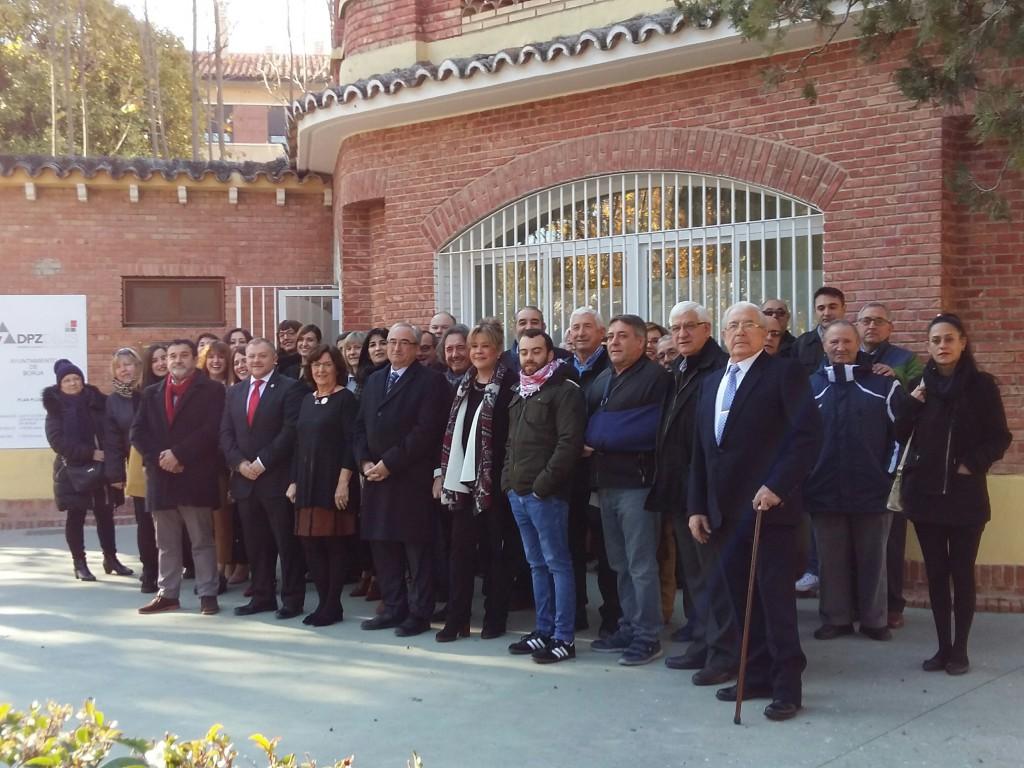 Más de 30 menores de Campo de Borja se beneficiarán del nuevo Centro de Atención Temprana