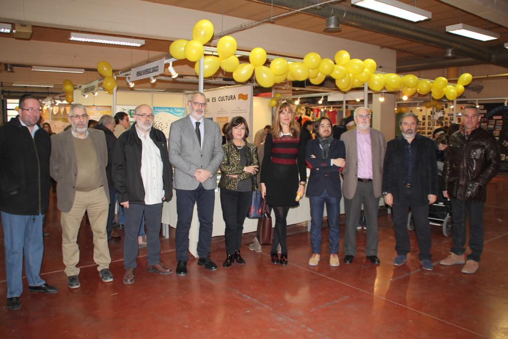 Arrancan tres días dedicados al libro aragonés en Monzón