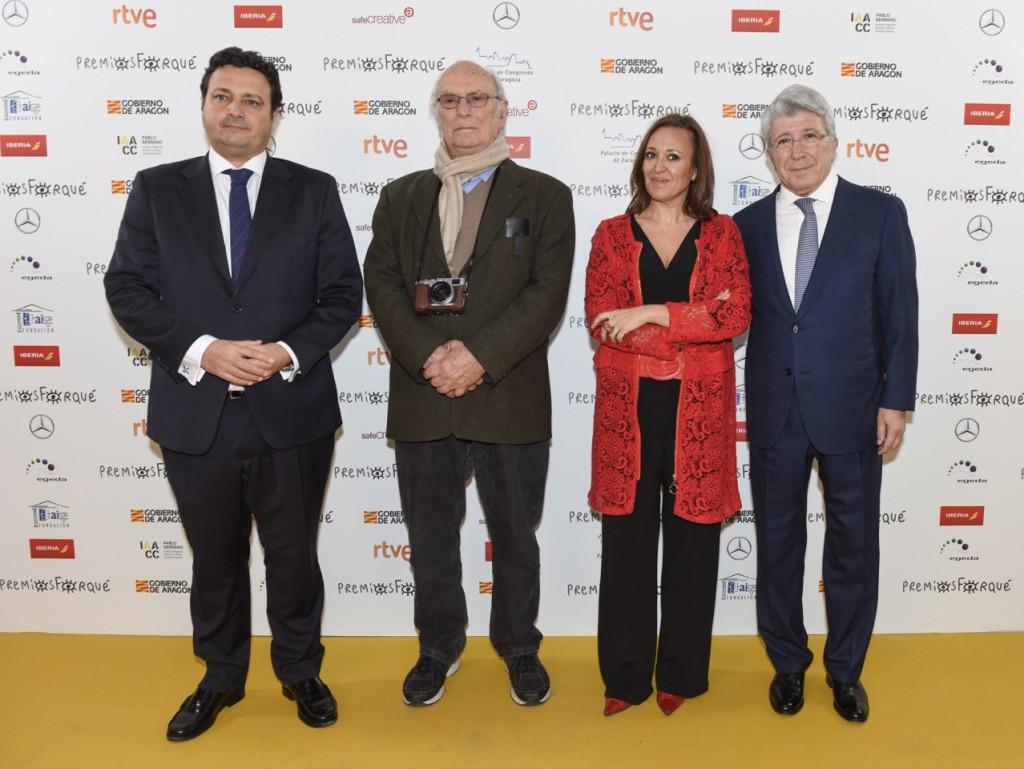 Carlos Saura: 'Con los años, algunas películas mías que han sido atacadas y destruidas han recuperado su valor'