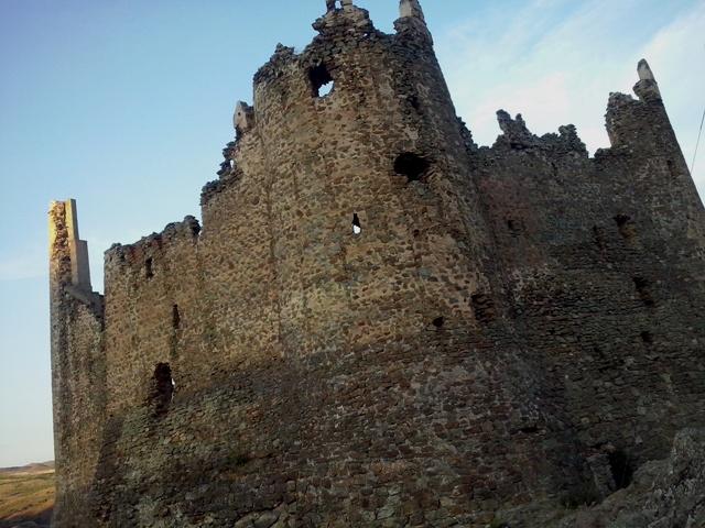 Aranda, comarca de frontera y castillos