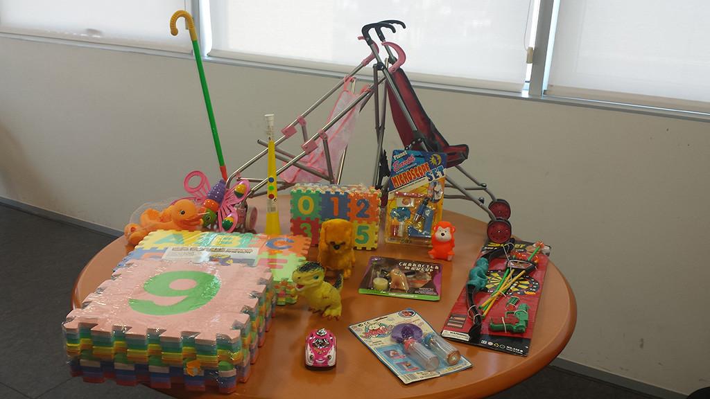 Consumo retira 9.877 juguetes en lo que va de año