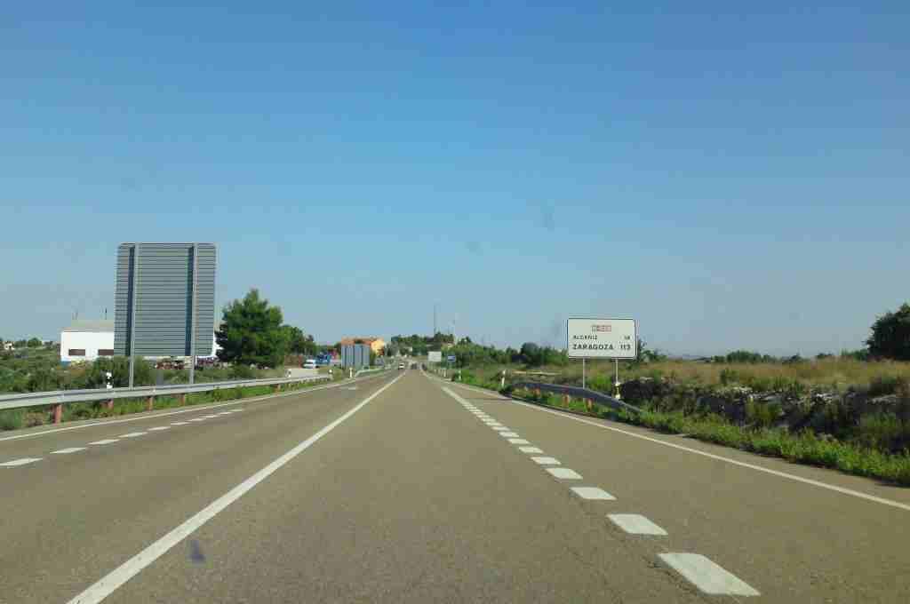 El Gobierno de Rajoy descarta impulsar «una vía de alta capacidad» en el eje Teruel-Alcanyiz