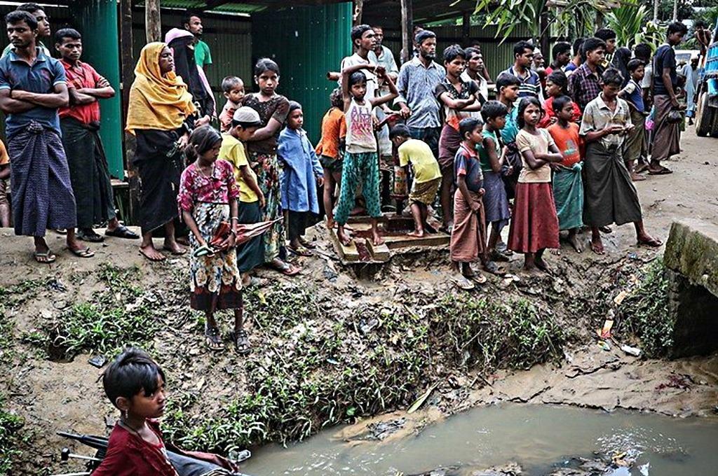 """La """"operación de limpieza"""" de Birmania asesina por lo menos a 6.700 rohingyas en un solo mes"""