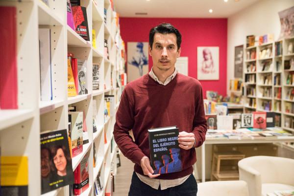 Luis Gonzalo Segura. Foto: Pablo Ibáñez (AraInfo)