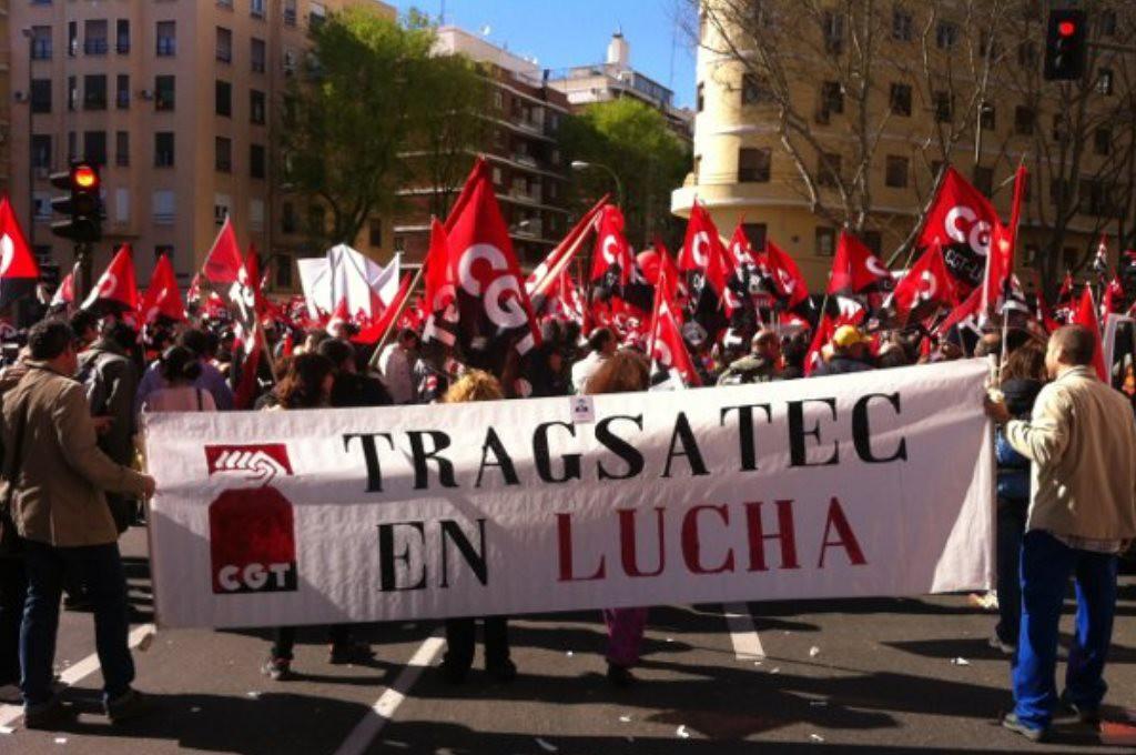 La Audiencia Nacional da la razón a la CGT en su litigio con la empresa TRAGSATEC y UGT