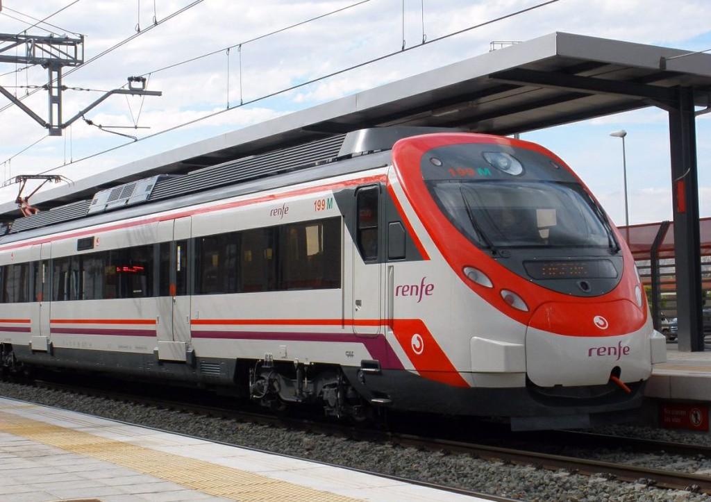 IU exige a Fomento que solvente las incidencias en la estación de cercanías de Utebo