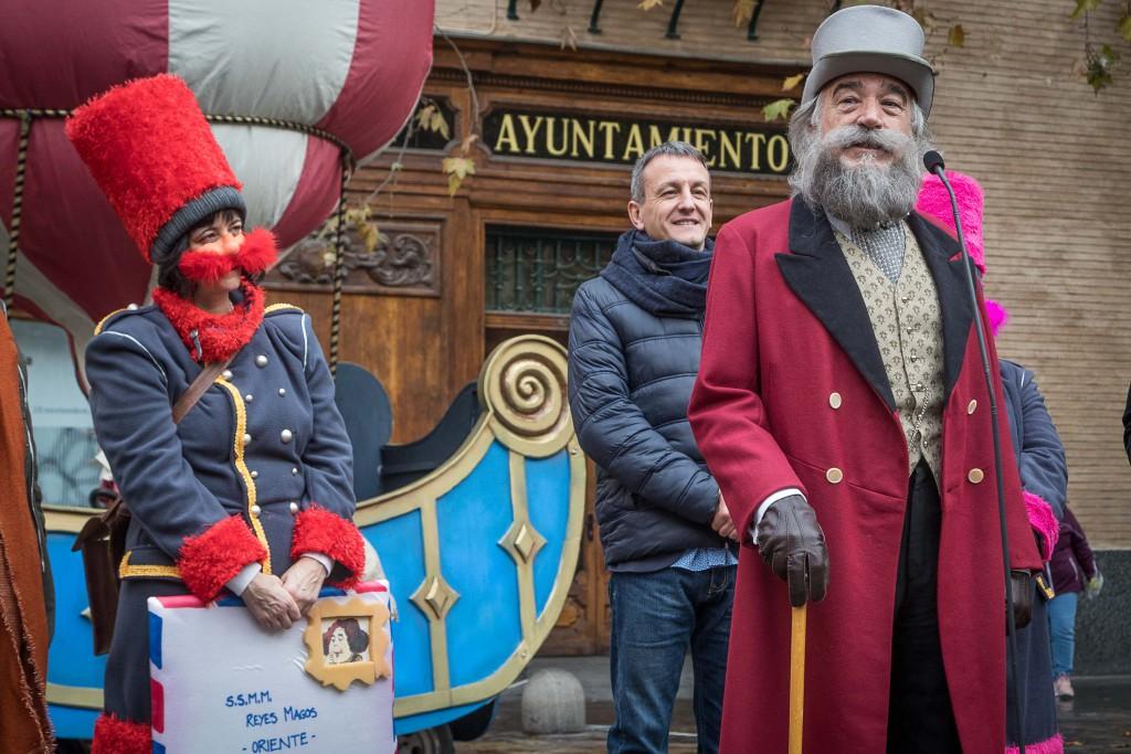 Los Reyes Magos llegan a Aragón este 5 de enero