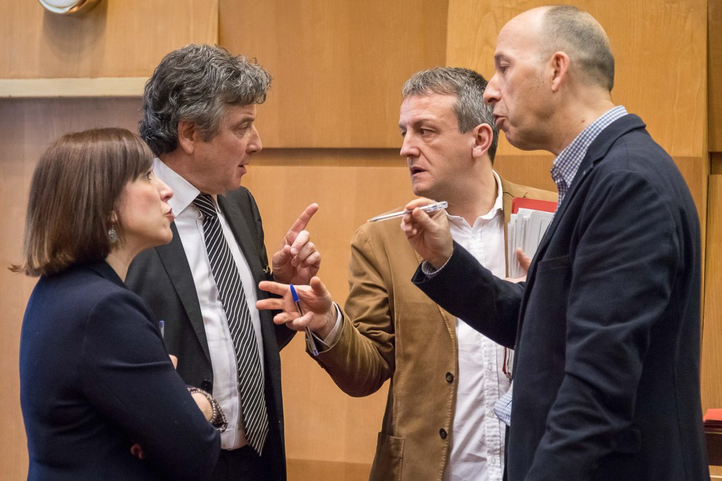 La Comisión de Economía aprueba inicialmente el Presupuesto de Zaragoza para 2018