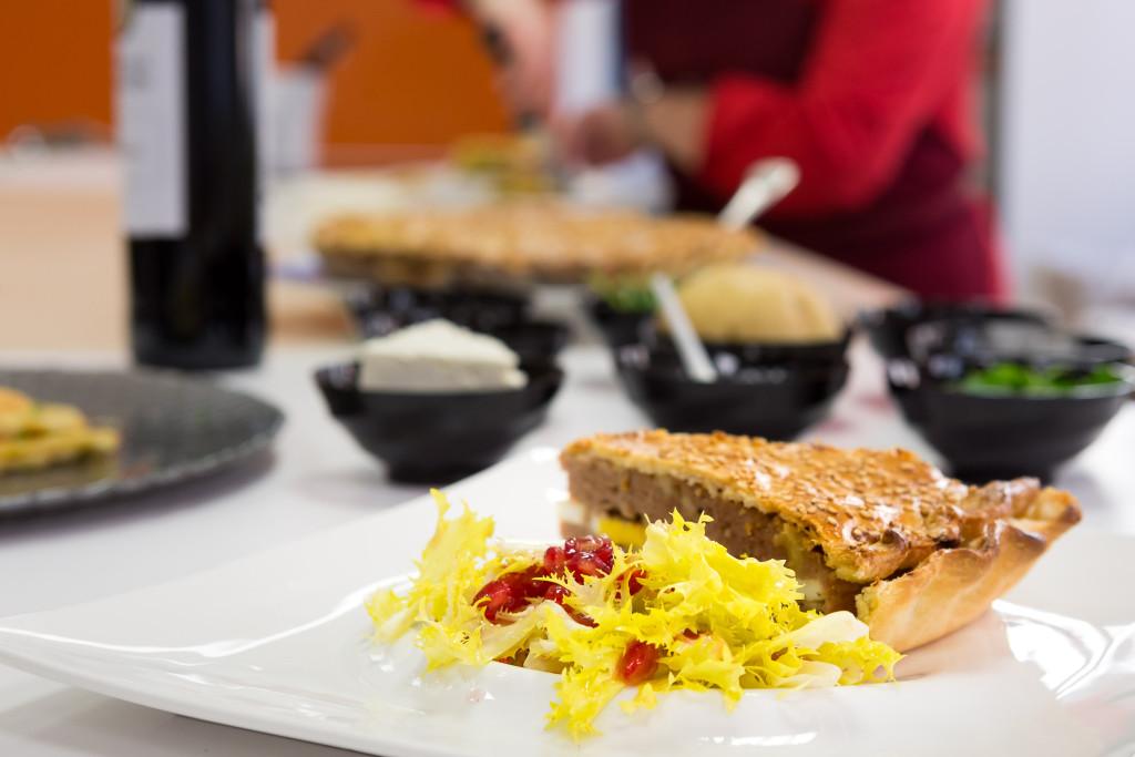 Los mercados de Zaragoza ofrecen recetas deliciosas pero económicas para la cuesta de enero
