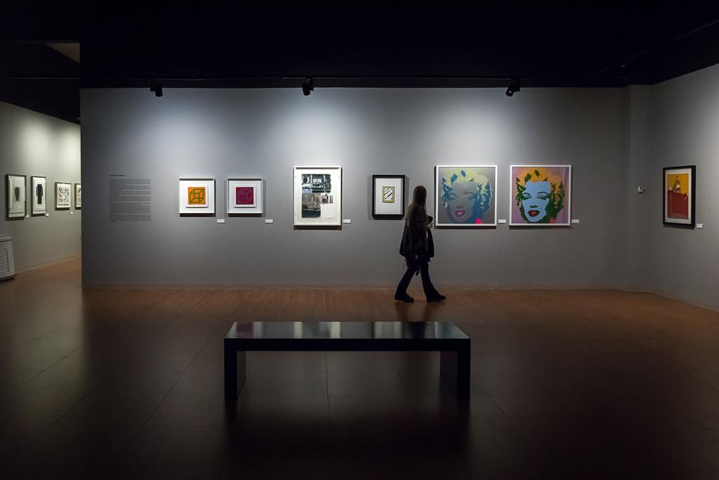 El Centro de Historias acoge la obra gráfica contemporánea a través de la exposición 'De Picasso a Kapoor'