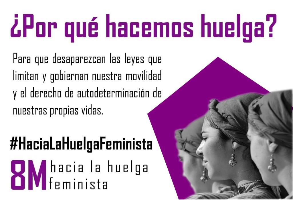Huelga Feminista Uesca advierte que los sindicatos mayoritarios todavía pueden convocar la huelga general