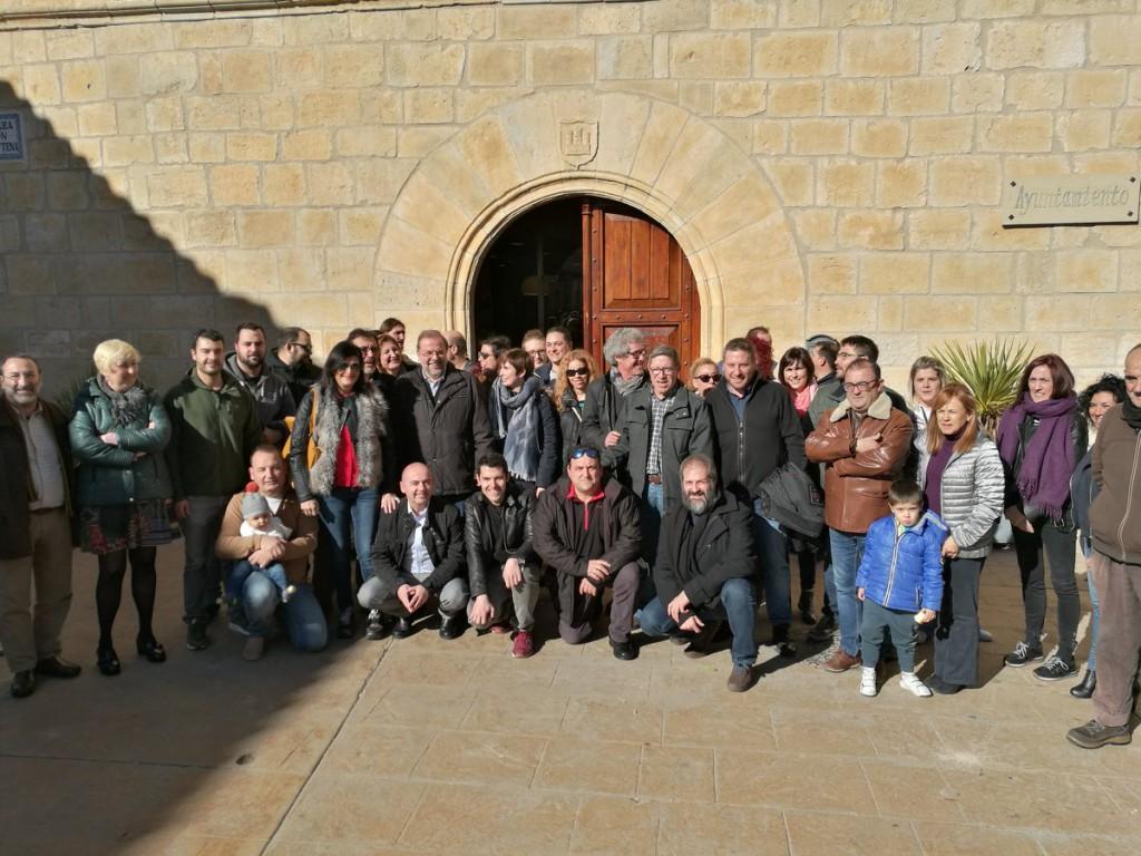 Fracasa la moción de censura contra el alcalde de La Muela