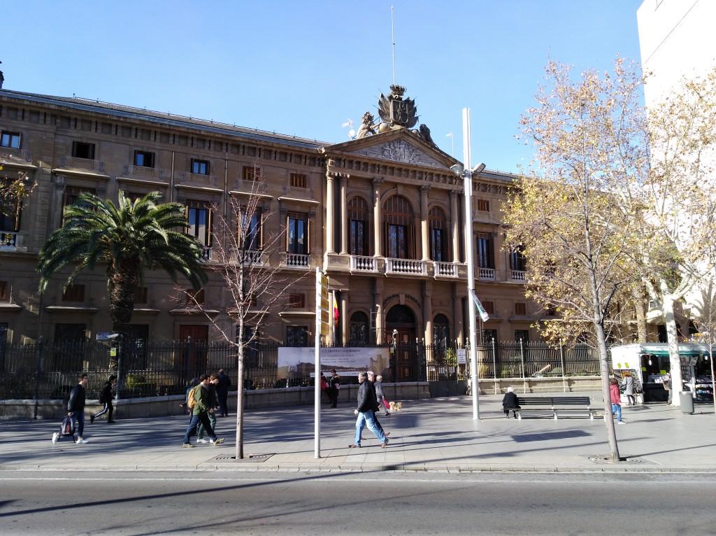El Palacio de la antigua Capitanía militar de Zaragoza se convertirá en un espacio cultural