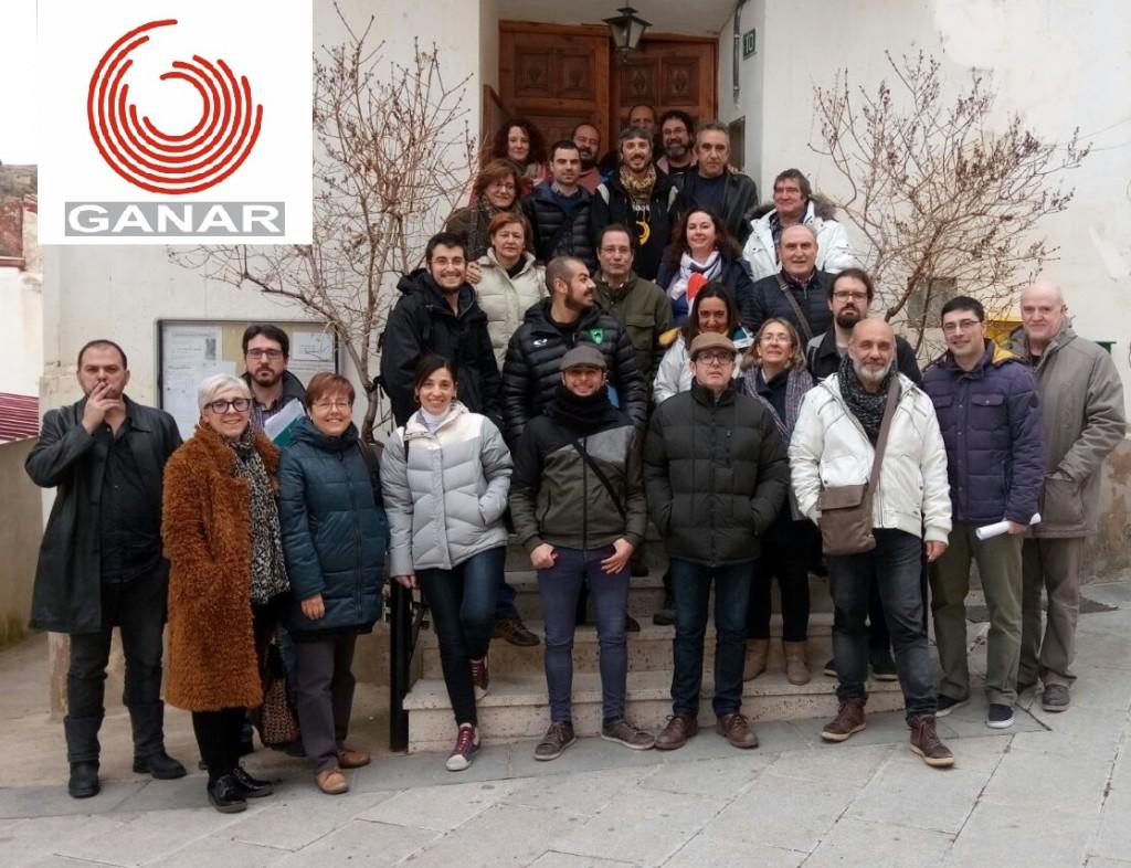 La Asamblea de Ganar Teruel apoya la huelga feminista prevista para el próximo día 8 de marzo