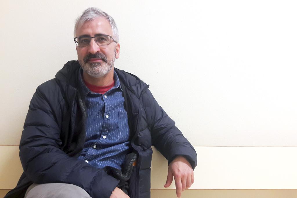 """Blas Valero: """"Dentro de 50 años sabremos si esta 'Gran Aceleración' nos lleva al gran colapso"""""""