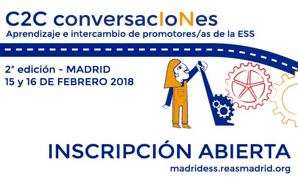 C2C Conversaciones, un espacio para el encuentro de la Economía Social y Solidaria