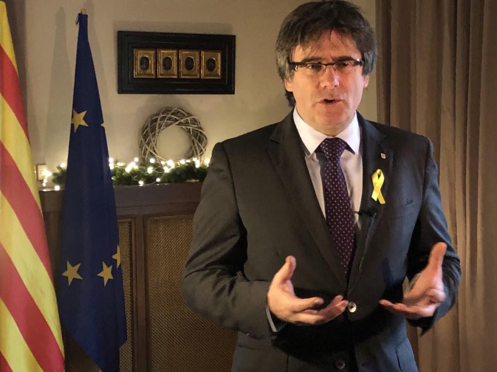Puigdemont, Ponsatí y Puig piden a la Mesa del Parlament la delegación del voto para la investidura
