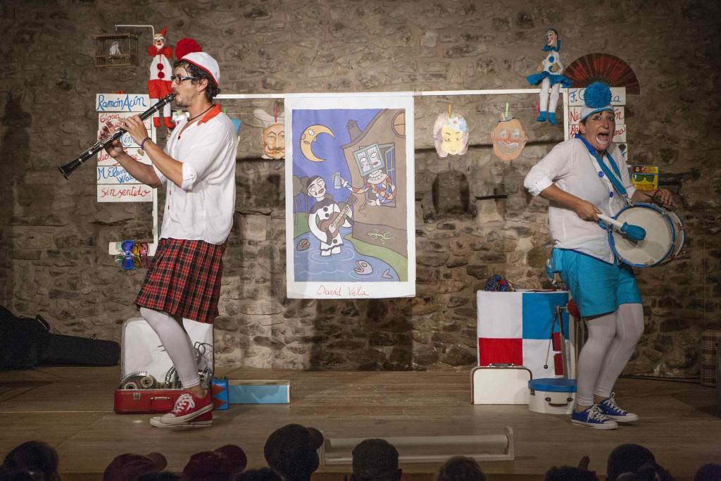 Los estrenos de 'ColorHadas' y 'Leocadia y los ratones' abren el 2018 del Teatro Arbolé