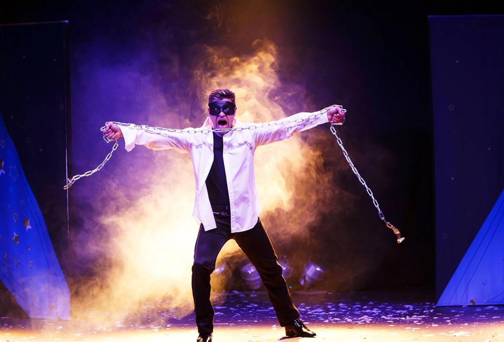 """Civi-Civiac clausura el domingo el festival Zaracadabra  con su """"Magic casting"""" en el Teatro del Mercado"""