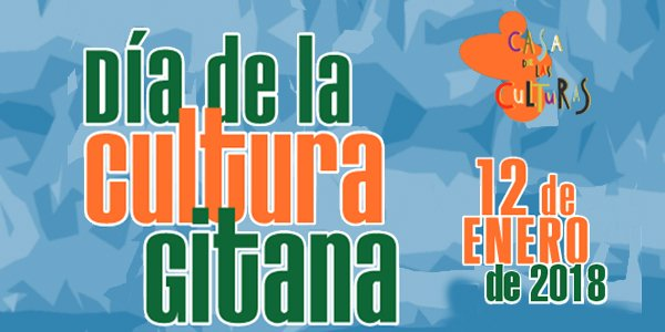 Audiovisuales, degustación y flamenco fusión para celebrar el Día de la Cultura Gitana
